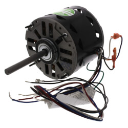 "5-5/8"" Indoor Blower Motor (115V, 1075 RPM, 1/3 HP) Product Image"