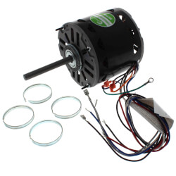 "5-5/8"" Indoor Blower Motor (115V, 1075 RPM, 1/2 HP) Product Image"