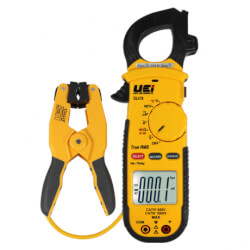DL479, AC 600A True RMS HVAC/R Clamp-On Meter w/ Pipe Clamp (750V) Product Image