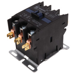208 or 240 Vac 3 Pole Deluxe Definite Purpose Contactor (50 A) Product Image