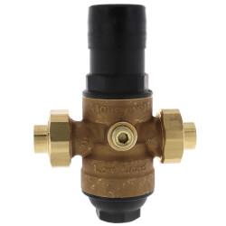 "1/2"" Double Union Sweat DialSet Pressure Regulating Valve (LF) Product Image"