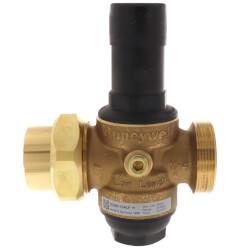 "1/2"" Double Union NPT DialSet Pressure Regulating Valve (LF) Product Image"