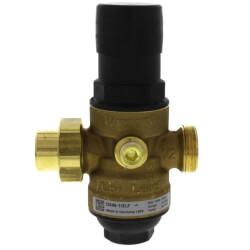 "1/2"" Single Union NPT DialSet Pressure Regulating Valve (LF) Product Image"