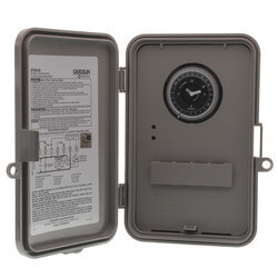 Auto-Voltage Defrost Timer, 2 HP NEMA 3R (120-240V) Product Image