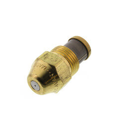 Type B Solid 45° Brass Oil Nozzle (5.00 GPH) Product Image
