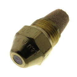 Type W All Purpose 60° Brass Oil Nozzle (0.65 GPH) Product Image