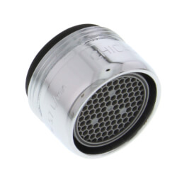 Pressure Compensating, Laminar Flow, Non-Aerating Outlet (Male) Product Image