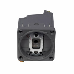 E50 NEMA Heavy-Duty Plug-In Limit Switch Body, 1NO/1NC Product Image