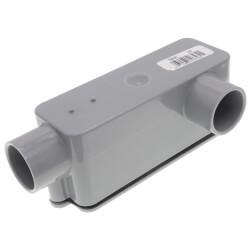 "3/4"" LR PVC Conduit Body Product Image"