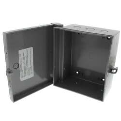 "7"" x 8"" x 3.5"" Heavy-Duty Non-Metallic Enclosure Box  Product Image"