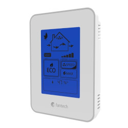 ECO-Touch IAQ Touchscreen 5-Speed Multi-Function Dehumidistat Product Image