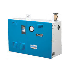 EH-12M3 41,000 BTU, 12kW 1-Phase 3-Element Electric Boiler w/ Boiler Control Product Image