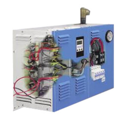 EH-8M3 27,000 BTU, 8kW 1-Phase 2-Element Electric Boiler w/ Boiler Control Product Image