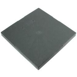 "2"" E-Lite Plastic Equipment Pad, 24"" x 24"" Product Image"