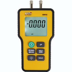 EM152, Dual Differential Digital Manometer Product Image