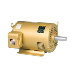 2 HP 200v General Purpose Motor, 1750 RPM, 3PH, 145T, 3524M, OPSB, F1 Product Image