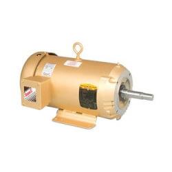 3 HP 200v General Purpose Motor, 1765 RPM, 3PH, 182T, 3630M, OPSB, F1 Product Image