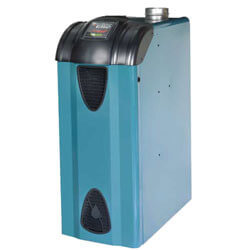 ESC3C, 45,000 BTU Output Cast Iron Natural Gas Boiler, High Altitude Product Image