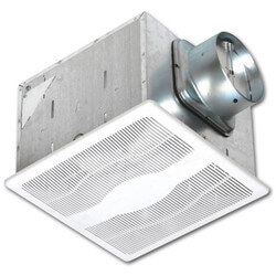 "E130DH Humidity Sensing Exhaust Fan 6""<br>(130/50 CFM) Product Image"