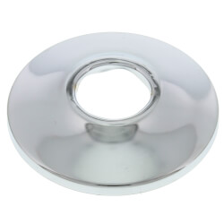 "1/2"" IPS Chrome Plated Steel Low Escutcheon<br>(2-1/2"" OD) Product Image"