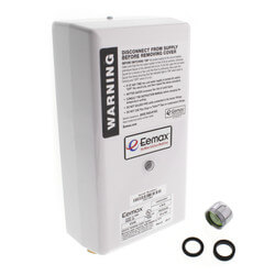EX48 Flow Controlled Electric Tankless <br>Water Heater Product Image