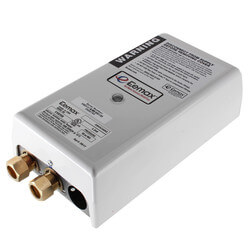 EX8208 Flow Controlled Electric Tankless<br>Water Heater Product Image
