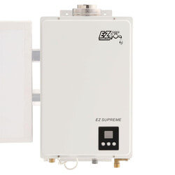 EZ Supreme on Demand Tankless Water Heater, 3-4 Bath w/ Direct Vent Kit (NG) Product Image
