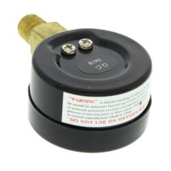 "FLi Color Coded Vacuum Gauge 1/8"" NPT Product Image"