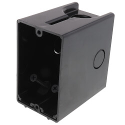 1-Gang Horizontal One-Box Non-Metallic Outlet Box Product Image