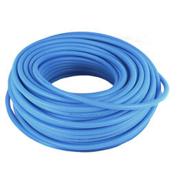 "1/2"" Blue Pre-sleeved Aquapex Tubing<br>(400 ft. coil) Product Image"