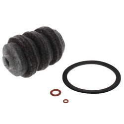 Classic Felt Stacked Segment Refill Filter Element w/ Gasket (Bagged), Fits 1A-25A Product Image