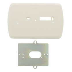 Wallplate For All 1F80 Series Thermostats Product Image