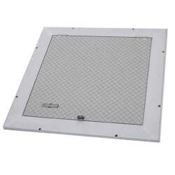 "36"" x 36"" (Frame Opening) FA-300 Retrofit Angle Frame Floor Door Product Image"