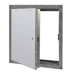 "12"" x 12"" Uninsulated Fire Rated Recessed Access Door for Drywall (Steel) Product Image"