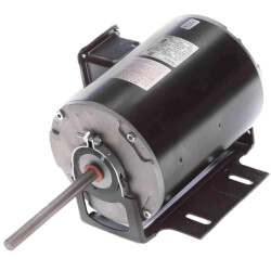 "6-1/2"" 3-Ph Outdoor Cond. Fan Motor (208-230/460V, 1140 RPM, 1/2 HP) Product Image"