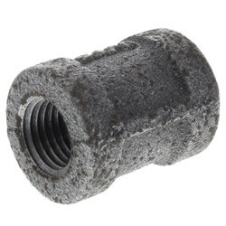 "1/4"" Black Coupling Product Image"