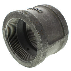 "3"" Black Coupling Product Image"