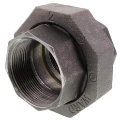 """2"""" Black Union Product Image"""