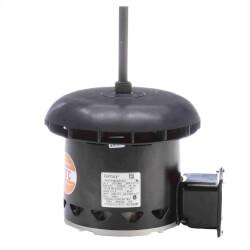"5-5/8"" Outdoor Ball Bearing Condenser Motor w/ 5/8"" Key & Flat Shaft Product Image"