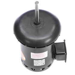 """5-5/8"""" 3-Phase Deluxe Condenser Motor w/ 5/8"""" Flat & Key-B (4.0/2.0A) Product Image"""