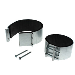 "FC4 Mounting Clamp<br>for Round 4"" Duct (Pair) Product Image"