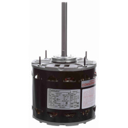 """5-5/8"""" 3-Speed Indoor Blower Motor (208-230V, 1625 RPM, 1/3 HP) Product Image"""