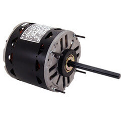 "5-5/8"" Multi-Horsepower Motor w/ Sleeve Bearings (115V, 1075 RPM) Product Image"