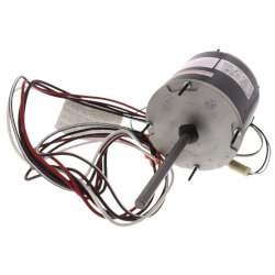 "5-5/8"" Masterfit Condenser Motor (208-230V, 825 RPM, 1/3, 1/4, 1/5, 1/6 HP) Product Image"