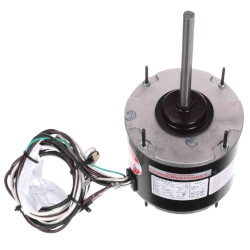 "5-5/8"" PSC Motor, 1/3 - 1/6 HP, 1075 RPM, Reversible (208-230V) Product Image"