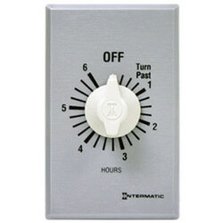FF Series Commercial Auto-Off Timer, SPST (6 Hours) Product Image
