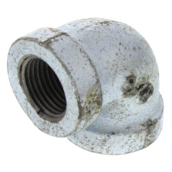 "3/8"" Galv 90° Elbow Product Image"