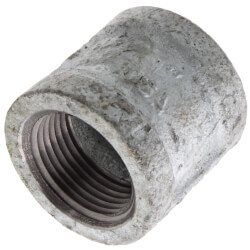 "1"" Galv Pipe Coupling Product Image"
