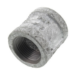 "3/4"" Galv Pipe Coupling Product Image"