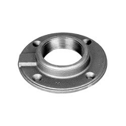 """3/8"""" x 2-15/16"""" Galv<br>Floor Flange Product Image"""